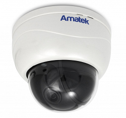 Купольная скоростная поворотная IP видеокамера Amatek AC-ID202PTZ3