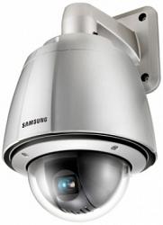 Цветная высокоскоростная сетевая видеокамера SNP-3370THP