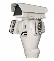 Уличная поворотная IP видеокамера Videotec UPK2QAJAN00A