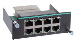 Модуль MOXA IM-6700A-8TX