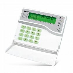 ЖКИ клавиатура Satel INT-KLCDK-GR