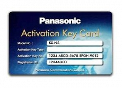 Ключ активации Panasonic KX-NSA301W