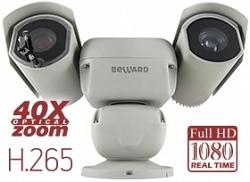 Уличная поворотная IP видеокамера Beward B89L2-5230Z40