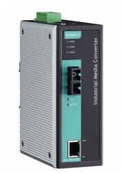 Медиаконвертер Ethernet MOXA IMC-101-S-SC