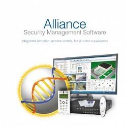 """ПО """"Альянс"""" для управления системами безопасности - GE/UTCFS UTC Fire&Security ATS8320"""