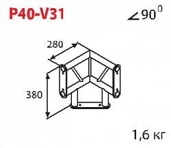 Стыковочный узел IMLIGHT P40-V31