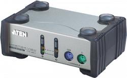 2 портовый KVM переключатель ATEN CS82A