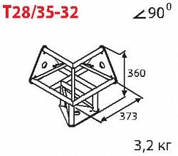 Стыковочный узел  IMLIGHT T28/35-32