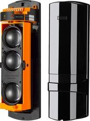 Извещатель охранный активный инфракрасный, 3-х лучевой, 250 м, мультиканальный. Smartec ST-SA253BD-MC