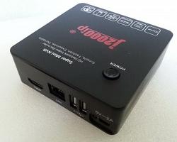 8-канальный IP-видеорегистратор J2000IP-NVR08M