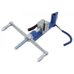 Инструмент для крепежной ленты, максимальное усиление нятяжения ленты 10 кН, ширина ленты до 20 мм, толщина ленты до 1 мм NIKOMAX NMF-AF-TFFB-10