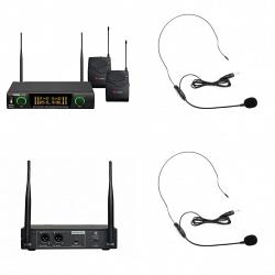 VOLTA US-2H (490.21/629.4) Микрофонная радиосистема