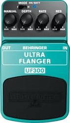 Педаль эффектов Behringer UF300