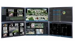Комплект аппаратуры для системы видеонаблюдения PELCO E1-CMG-SVRP