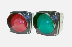 Светофор светодиодный ELKA TrLightG LED
