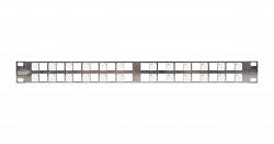 Коммутационная панель NIKOMAX NMC-RP24-BLANK-AN-1U-MT