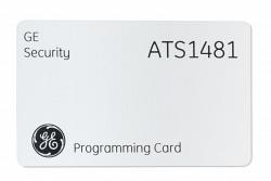 Карта для конфигурирования адреса считывателя GE/UTCFS    UTC Fire&Security     ATS1482