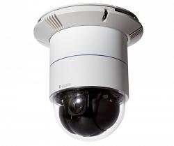 Купольная IP видеокамера    -  D-link     DCS-6616/A1A