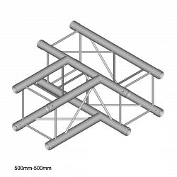 Металлическая конструкция Dura Truss DT 24 T35  T-joint