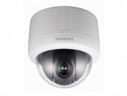 Цветная высокоскоростная сетевая видеокамера Samsung SNP-3120P