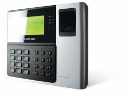 Контроллер и считыватель отпечатков пальцев Samsung SSA-S3010/XEV