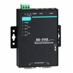 Компактный встраиваемый компьютер MOXA UC-7112-LX