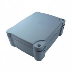 Блок управления для 2-х электроприводов 230В (двустворчатые распашные ворота) -   NICE  A60/A