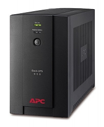 ИБП APC Back-UPS 950 ВА, 230 В, авторегулировка напряжения, разъемы IEC BX950UI