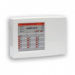 Приемно-контрольный прибор ВЭРС-ПК 16П-РС версия 3.2