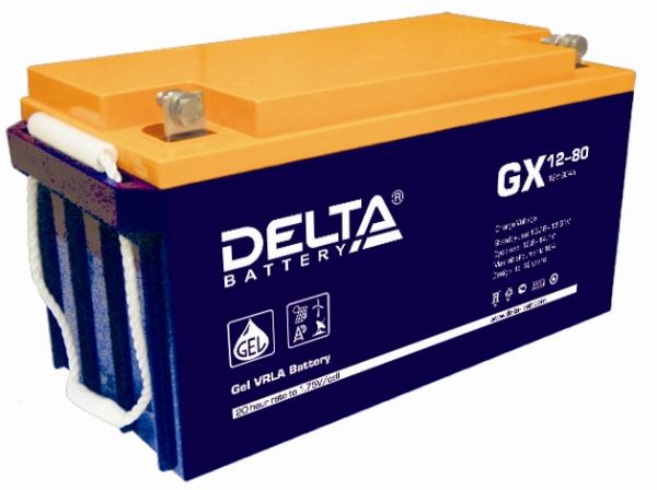 Аккумуляторная батарея Gigalink GX12-80