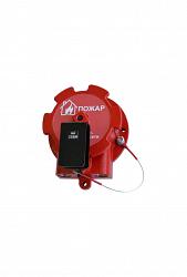 Извещатель пожарный ручной взрывозащищенный ИП 535 Спектрон-Exd-М-К0