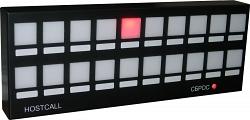 Пульт сигнализации на 20 входов NP-120H