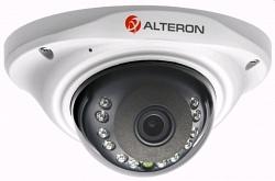 Уличная антивандальная IP видеокамера Alteron KIM12 Juno