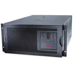 ИБП APC Smart-UPS 5000 ВА, 230 В, стоечное исполнение / вертикальное исполнение SUA5000RMI5U