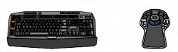 Системная клавиатура и манипулятор PELCO A1-KBD-3D-KIT2