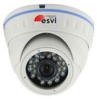 Уличная купольная мультиформатная видеокамера ESVI EVL-DN-H20G