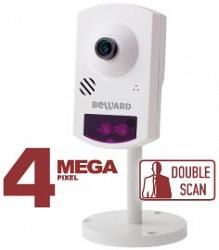 Внутренняя миниатюрная IP-видеокамера Beward BD46C