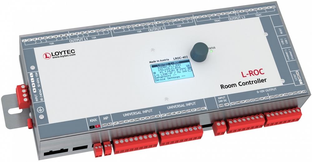 Комнатный контроллер LROC-402