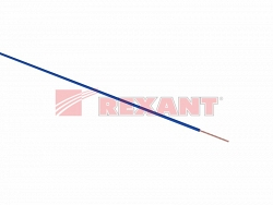Провод ПГВА 1 х 0.75мм² (Rexant 01-6505)