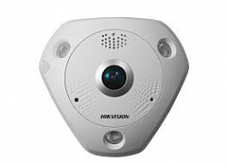 3Мп мини fisheye IP-камера HIKVISION DS-2CD6332FWD-IS