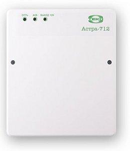 Источник вторичного электропитания резервированный Астра-712/0 исп.1А