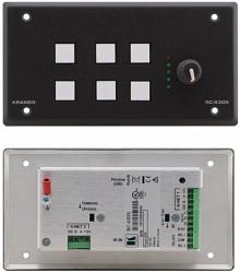 Панель управления Kramer RC-63DX/EU(W)-86