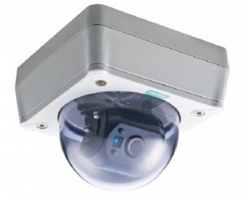 Купольная IP видеокамера MOXA VPort P16-1MP-M12-CAM80-CT