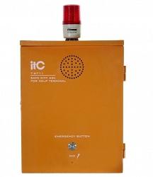 Вызывная панель ITC T-6711
