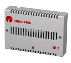 Детектор угарного газа ДГ-2-У-2
