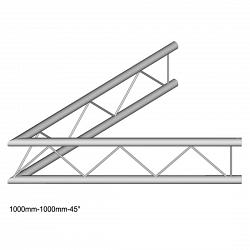 Металлическая конструкция Dura Truss DT 22 C19V-L45   45