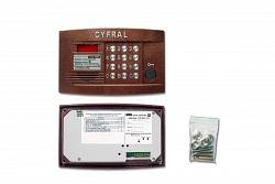 Вызывная панель аудиодомофона ЦИФРАЛ CCD-2094.1/РK