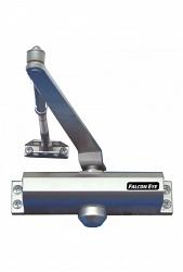 Доводчик на дверь весом 25-45кг. FE-B2W (серебро)