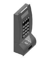 HID   RWKLB575 - iCLASS бесконтактный считыватель смарт карт