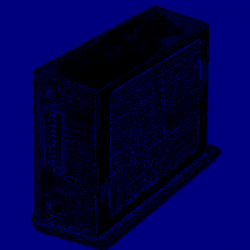 Датчик магнитный 2-х канальный для обнаружения транспортных средств - CAME SMA2